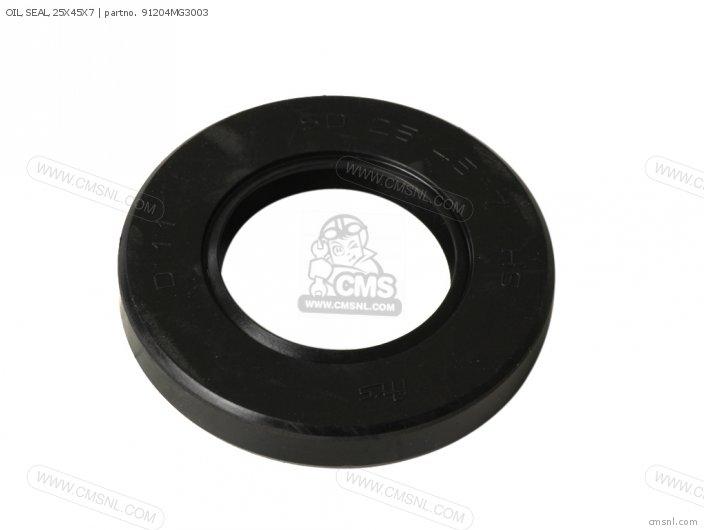 Oil, Seal, 25x45x7 photo