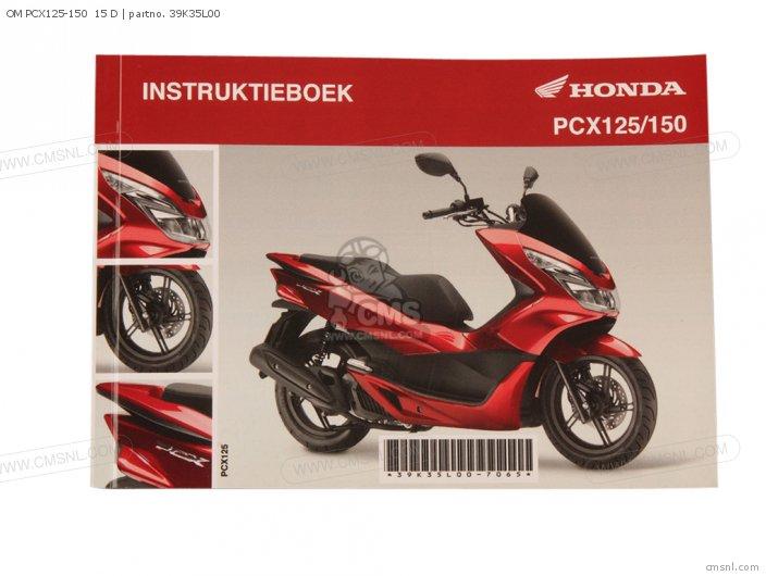 OM PCX125-150  15 D