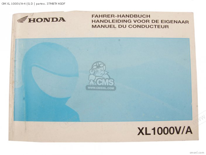 Om Xl 1000v/a-4 (g, D photo