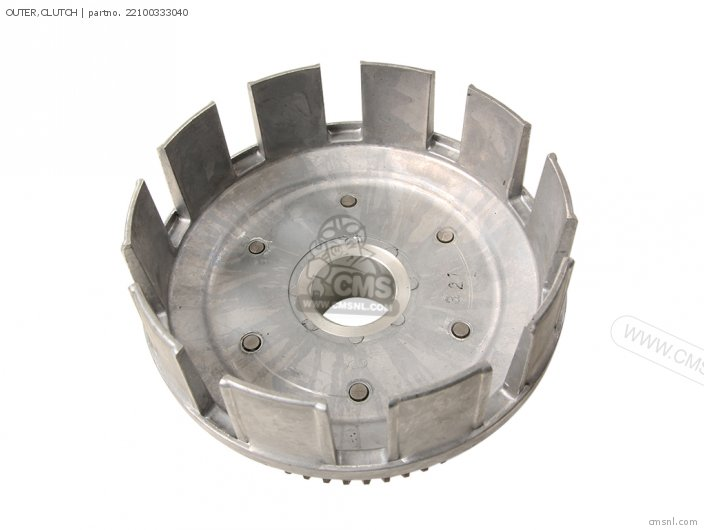 CB350F FOUR 1972 USA OUTER CLUTCH