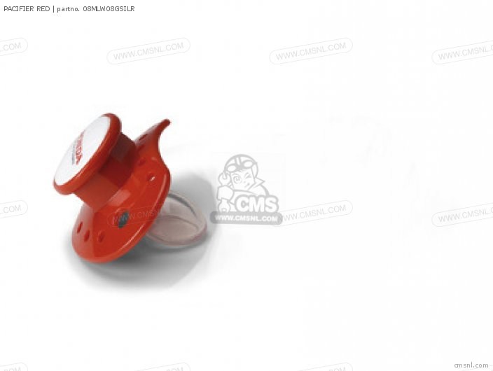 Pacifier Red photo