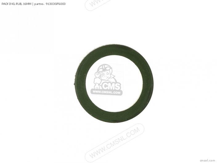 C100m2 Astrea Indonesia Packing rub 16mm