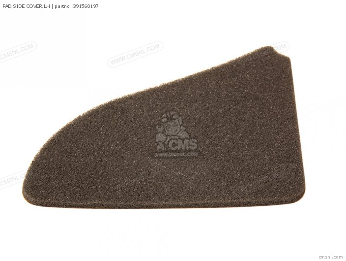 PAD,SIDE COVER,LH