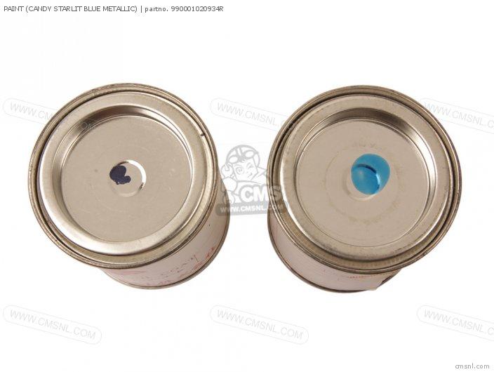 Paint (candy Starlit Blue Metallic) photo