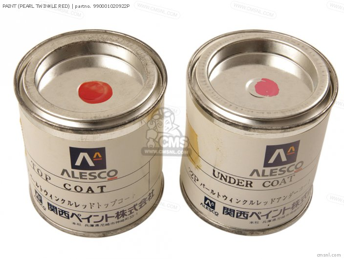 Paint (pearl Twinkle Red) photo