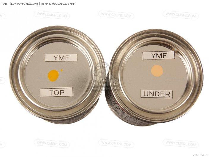 Paint(daytona Yellow) photo