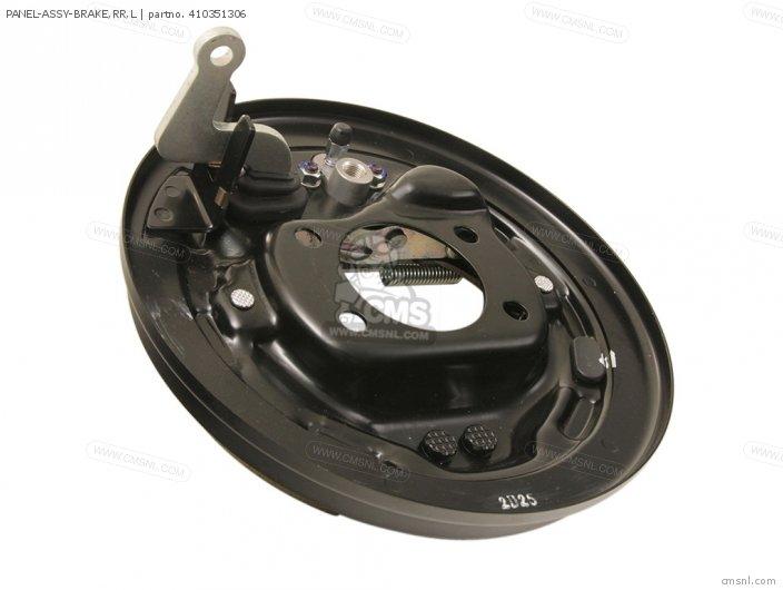 Panel-assy-brake, Rr, L photo