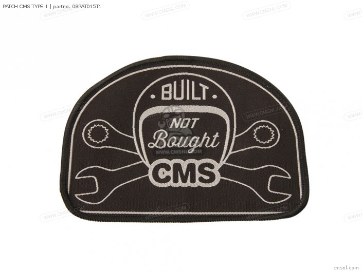 Patch Cms Type 1 photo