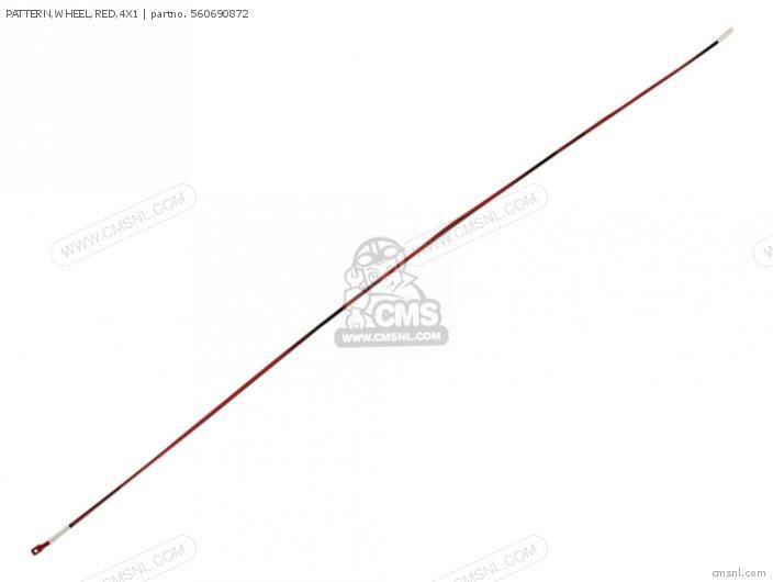 PATTERN,WHEEL,RED,4X1