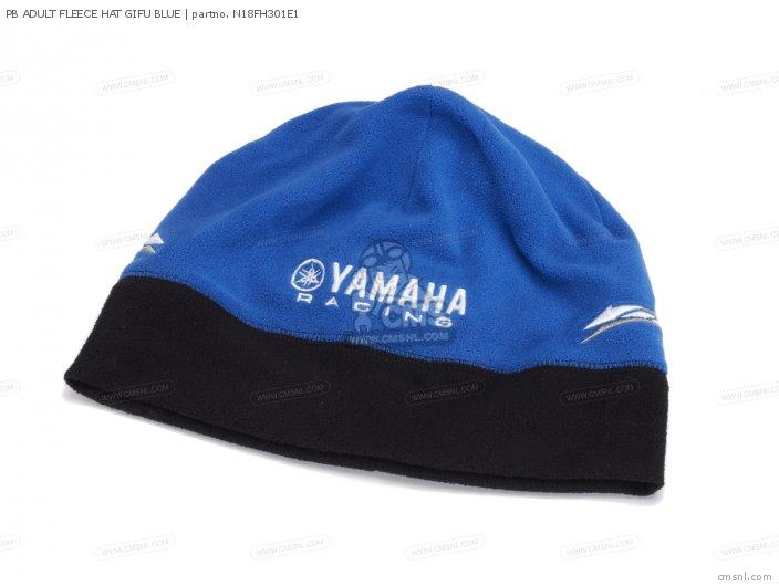 Pb Adult Fleece Hat Gifu Blue photo