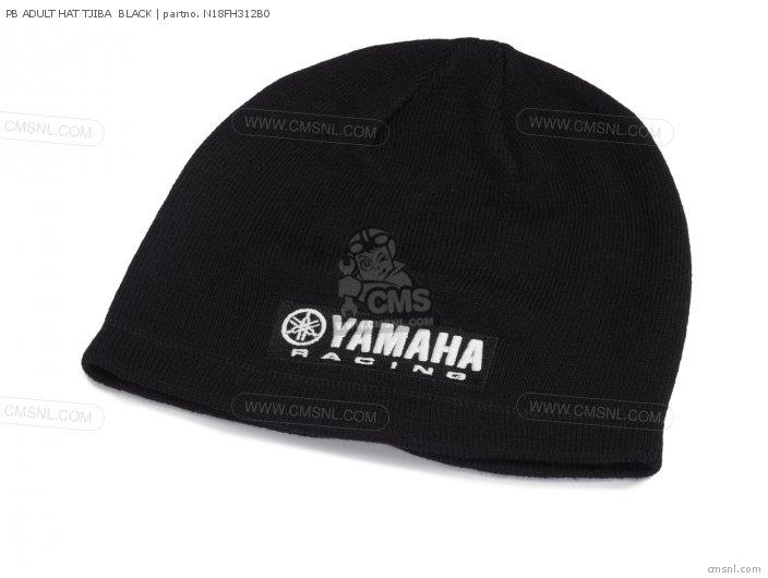 Pb Adult Hat Tjiba  Black photo