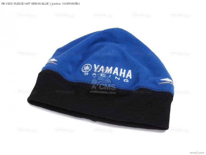 Pb Kids Fleece Hat Grena Blue photo