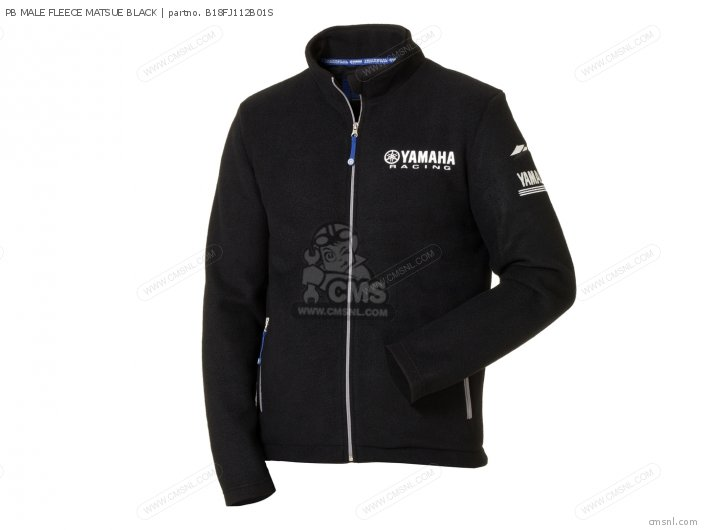 Pb Male Fleece Matsue Black photo
