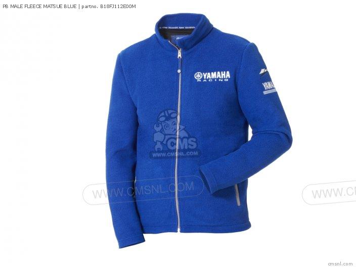 Pb Male Fleece Matsue Blue photo