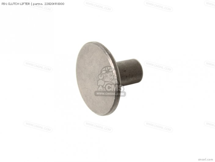 Crm75r 1989 k Spain Pin clutch Lifter