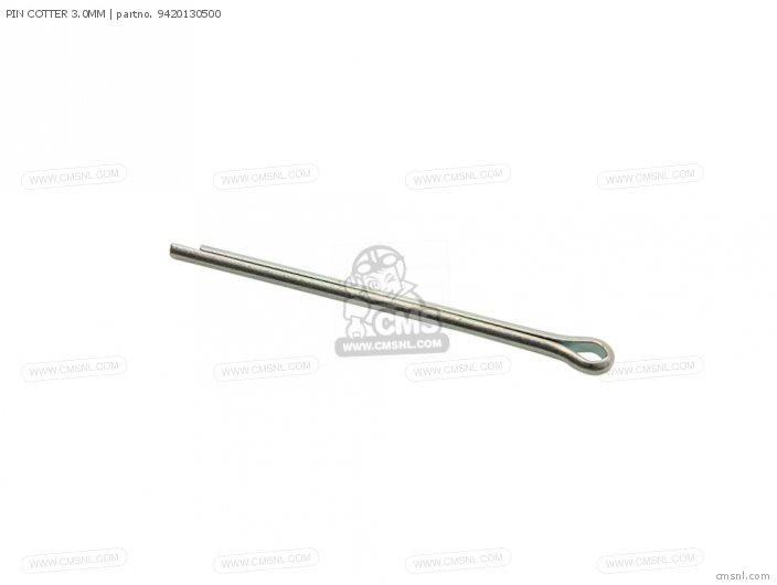 Pin Cotter 3.0mm photo