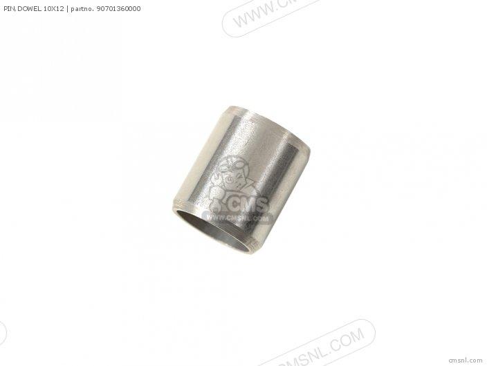 PIN,DOWEL 10X12