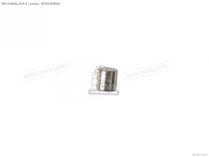 PIN,DOWEL,4X4.4