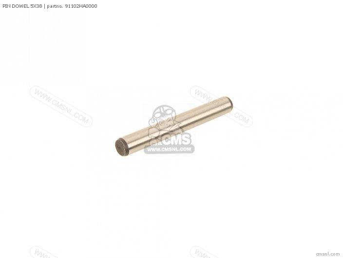 PIN DOWEL 5X38