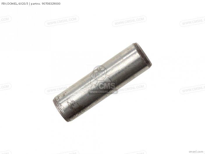 PIN,DOWEL,6X20.5