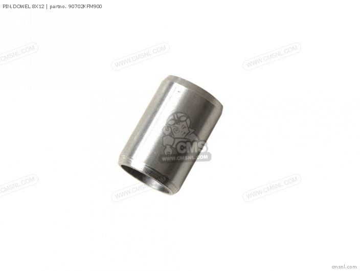 PIN DOWEL 8X12