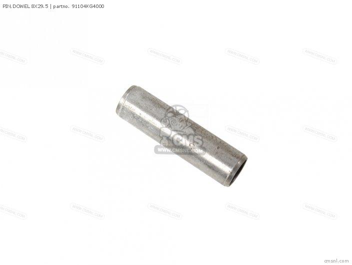 PIN,DOWEL 8X29.5