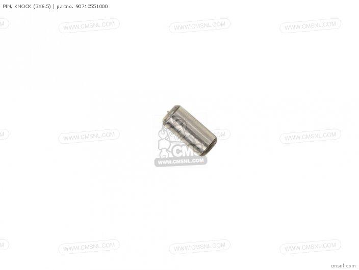 PIN, KNOCK (3X6.5)