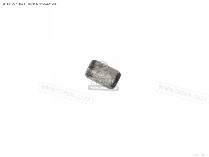 PIN KNOCK 4X65