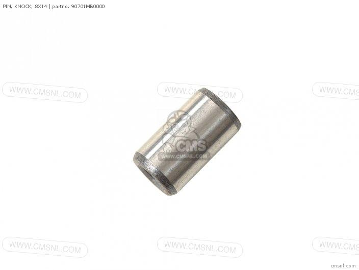 PIN, KNOCK, 8X14