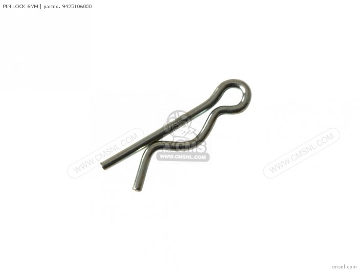PIN LOCK 6MM