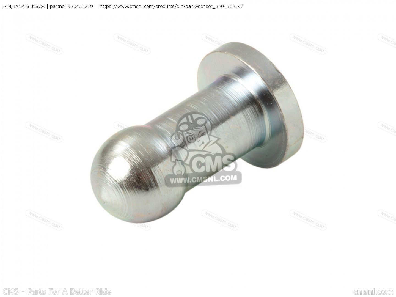 920431219 Pin,bank Sensor Kawasaki - 92043-1219