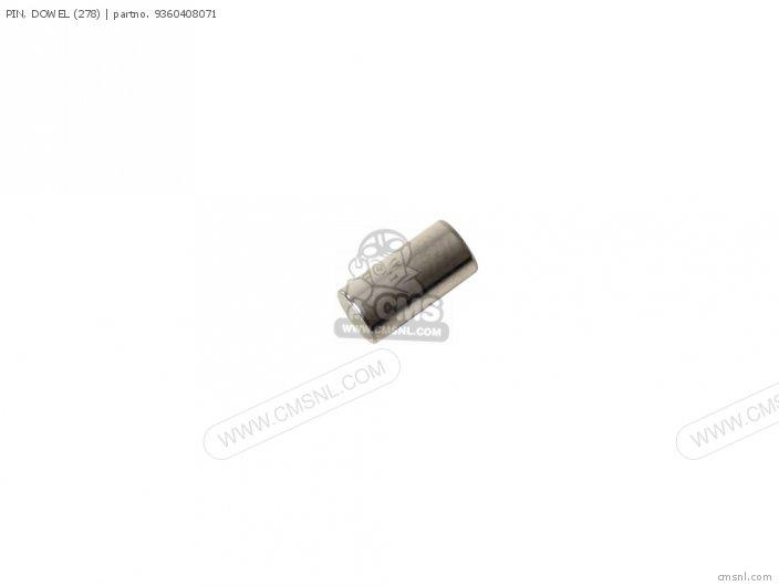 Dt1mx 1971 Usa Pin  Dowel 278