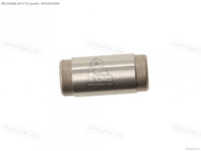 Pin, Dowel 8x17.5 photo