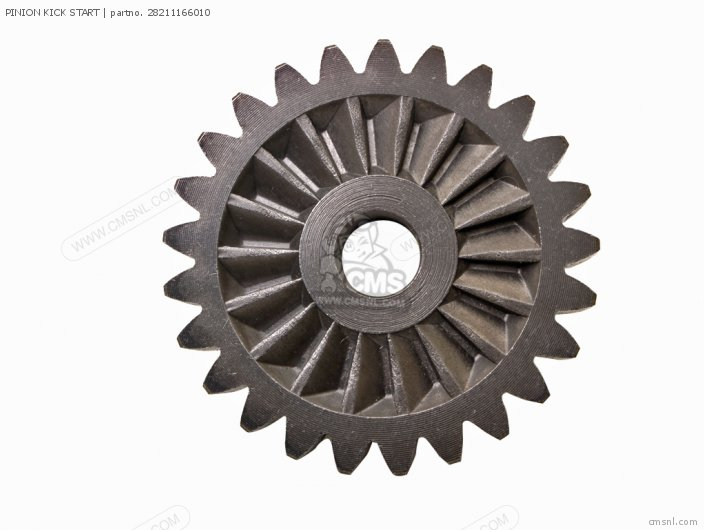Crm75r 1989 k Spain Pinion Kick Start