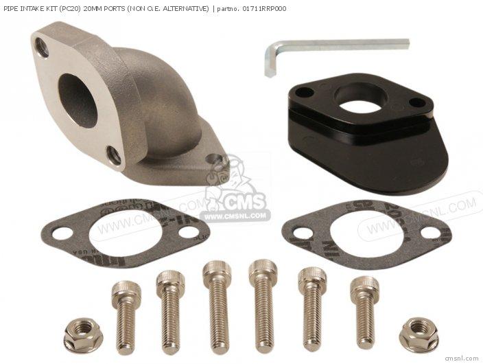 Rising Sun Tuning Parts And Custom Parts Pipe Intake Kit pc20 20mm Ports non O e  Alternative