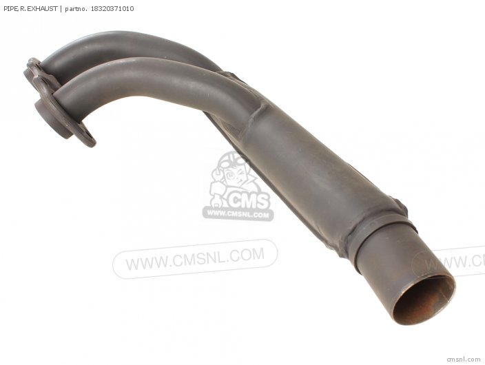 PIPE,R.EXHAUST