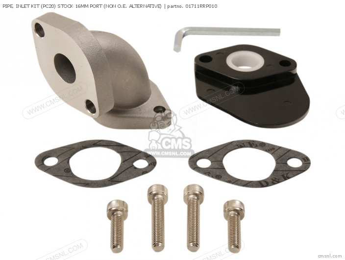 Rising Sun Tuning Parts And Custom Parts Pipe  Inlet Kit pc20 Stock 16mm Port non O e  Alternative