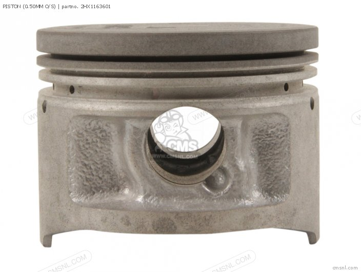 Yfm100t 1987 Piston 0 50mm O s