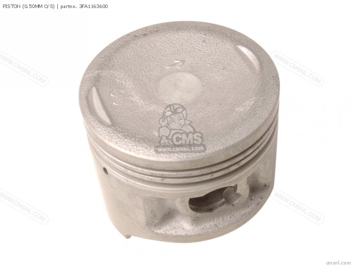 Yfa1k 1998 Piston 0 50mm O s