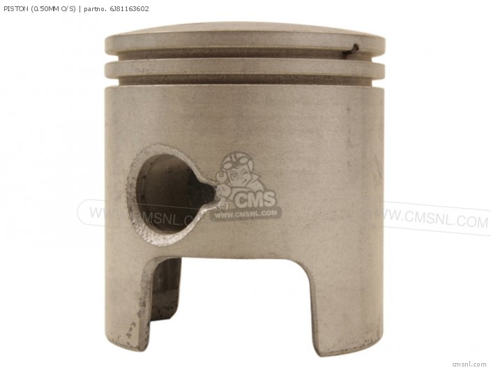 30MH ER EHV 1997 PISTON 0 50MM O S