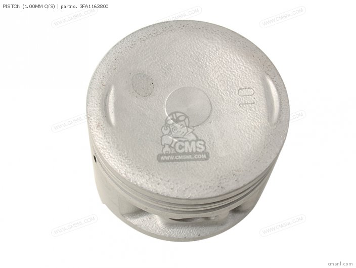 Yfa1k 1998 Piston 1 00mm O s