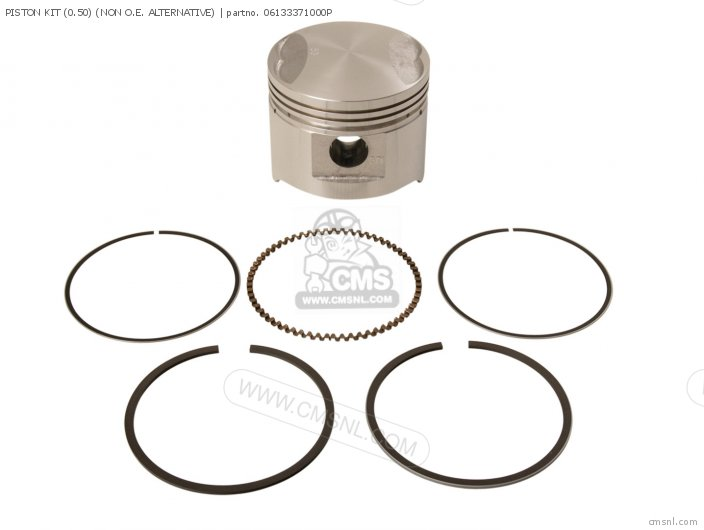 Piston Kit (0.50) (non O.e. Alternative) photo