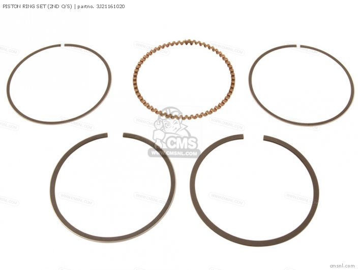 Piston Ring Set (2nd O/s) photo