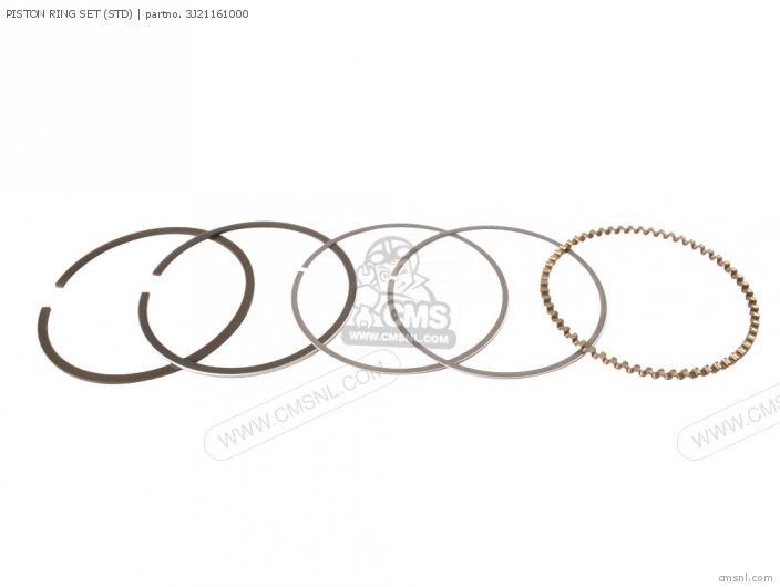 Piston Ring Set (std) photo