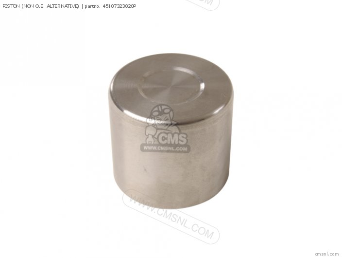 PISTON STAINLESS STEEL NON O E  ALTERNATIVE
