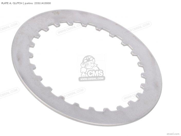 Plate A, Clutch photo