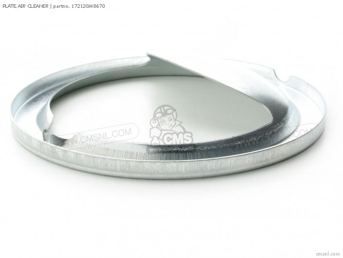 PLATE AIR CLEANER