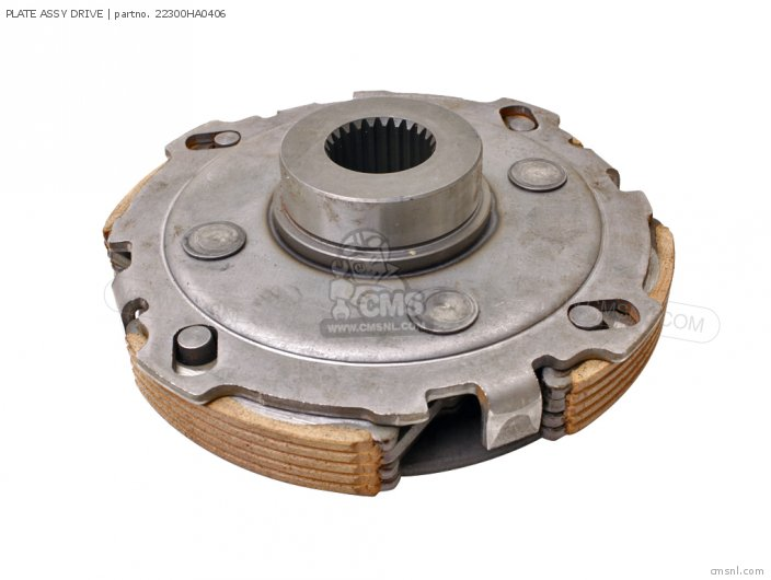 PLATE ASSY DRIVE