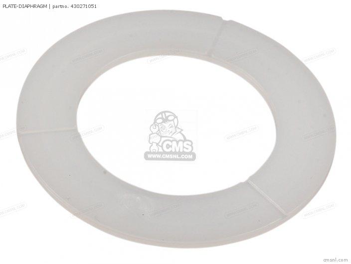 Plate-diaphragm photo