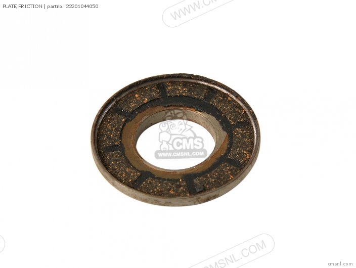 PLATE,FRICTION
